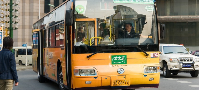 How to Use Dalian's Buses