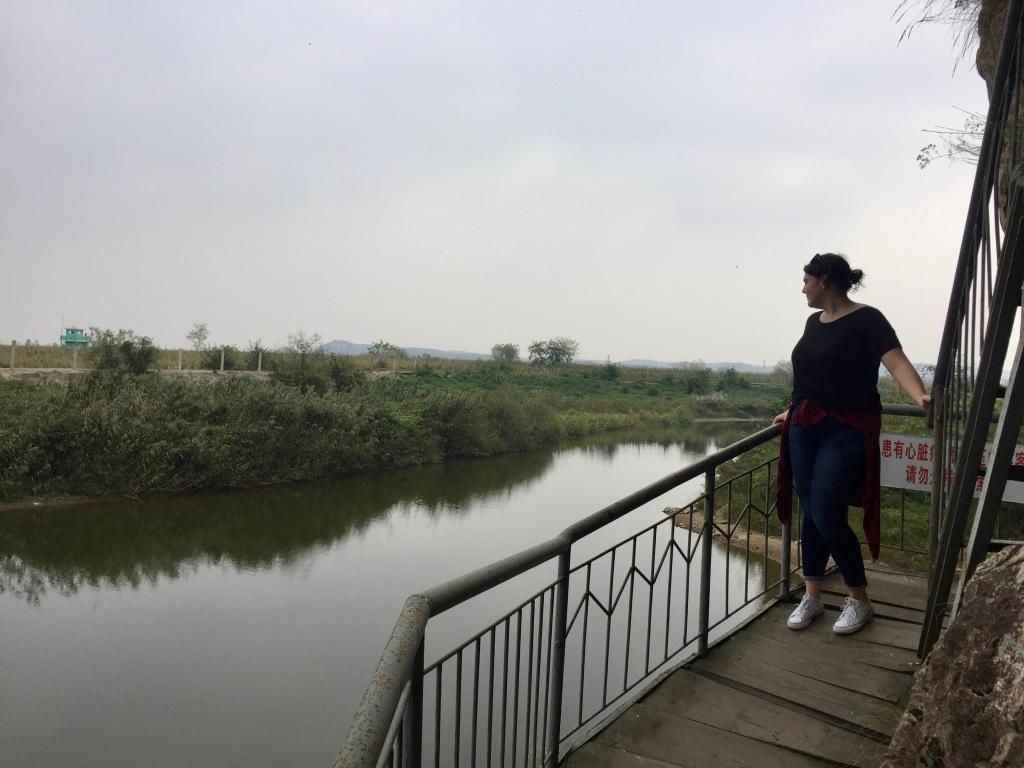 View into North Korea
