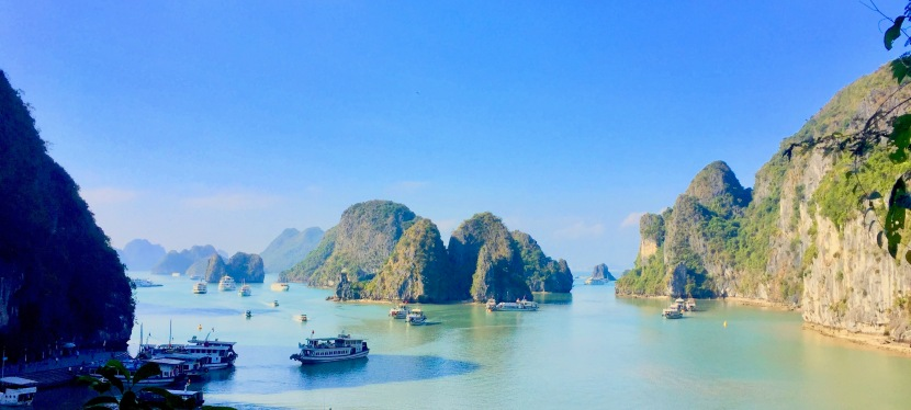 Ha Long Can We Keep This Up? | Ha Long Bay | SE Asia #003