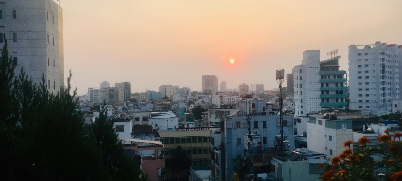 The Heat Is On In Saigon | Ho Chi Minh City | SE Asia #008