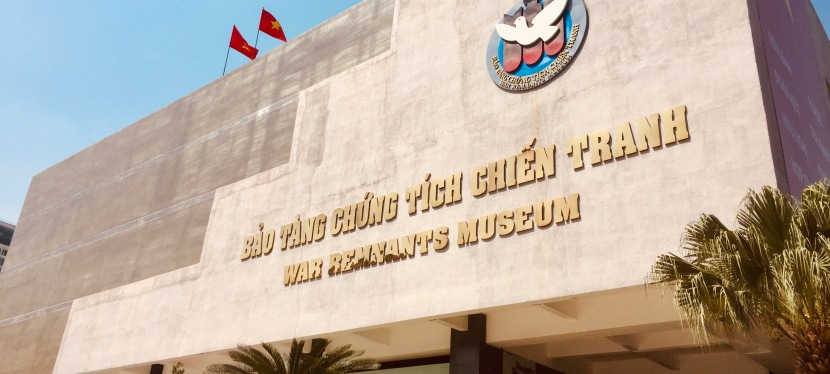 Reflections From The War Remnants Museum | Ho Chi Minh City | SE Asia #009